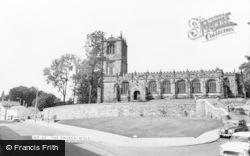 Mold, The Church c.1960