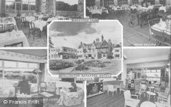 Mollington, Composite, The Mollington Banastre Hotel c.1965