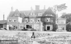 Mollington, The Mollington Banastre Hotel c.1965