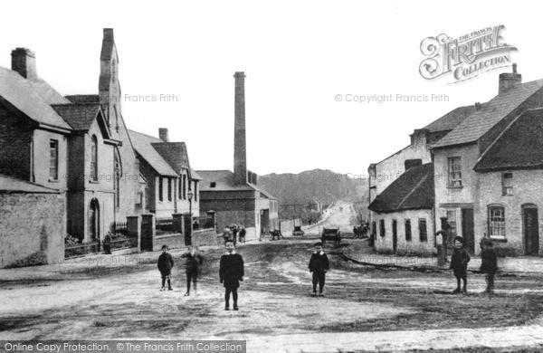 Photo of Monaghan, Dawson Street c.1910