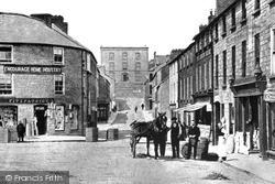 Monaghan, Mill Street c.1900