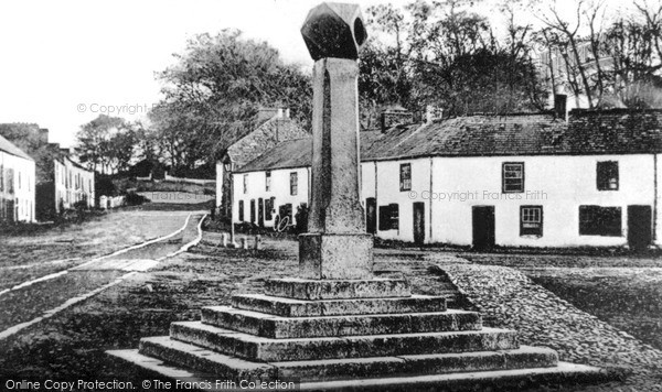Photo of Monaghan, Old Cross Square 1900