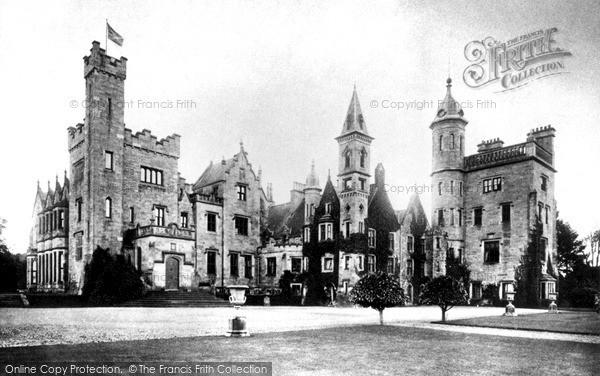 Photo of Monaghan, Rossmore Castle c.1900