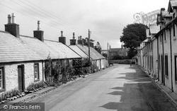 Moniaive, Ayr Street c.1960