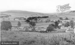 Moniaive, Castlefearn Glen From Dunreggan Brae c.1960