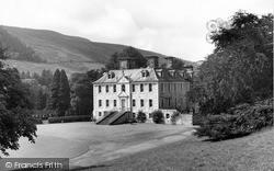 Moniaive, Craigdarroch House c.1960