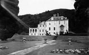 Moniaive, Craigdarroch House c1960