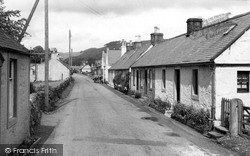 Moniaive, Dunreggan c.1960