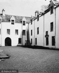 Moniaive, Maxwelton House 1951