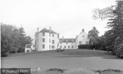 Moniaive, Maxwelton House c.1960