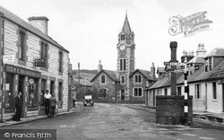 Moniaive, The Tower c.1960