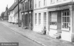 Monks Eleigh, Post Office c.1960