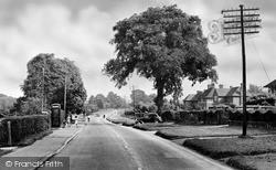 Aylesbury Road c.1955, Monks Risborough