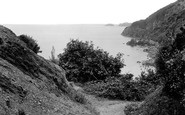 Saundersfoot, from Monkstone Point 1890