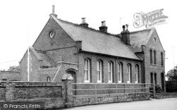 Monkton, Church Of England School c.1960