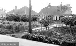 Monkton, New Bungalows c.1960
