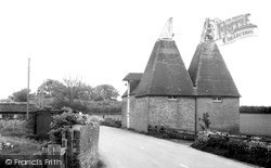 Monkton, Oast House c.1960