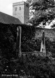 Monkton, The Stocks c.1960