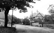 Monkton Village, Village c1955
