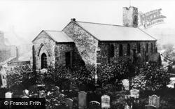 Monkwearmouth, St Peter's Church c.1870