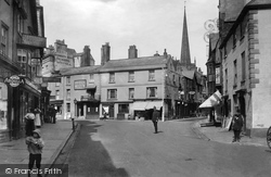 Monmouth, Agincourt Square 1914