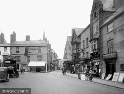 Monmouth, Agincourt Square 1931