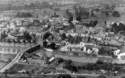 Monmouth, From The Air c.1932