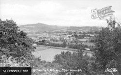 Monmouth, General View c.1939