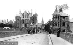 Monmouth, Grammar School 1896