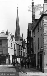 Monmouth, High Street 1891