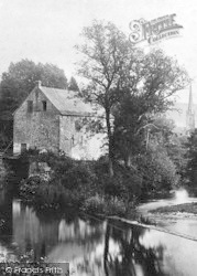 Monmouth, Mill On The Monnow 1893