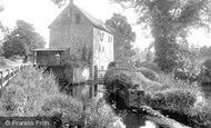 Monmouth, Monnow Mill 1914