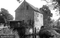 Monnow Mill 1914, Monmouth
