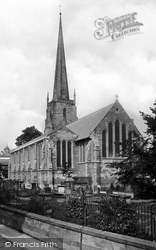Monmouth, St Mary's Priory Church 1906