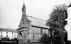 Monmouth, St Thomas's Church c.1960