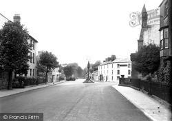 Monmouth, St Thomas's Square 1939
