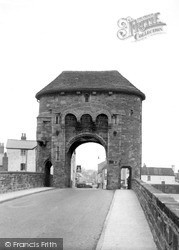 Monmouth, The Old Gate 1939