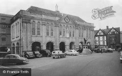 Monmouth, The Shire Hall c.1960