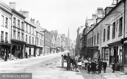 Monmouth, The Street 1891
