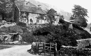 Monsal Dale, Cottage c1864