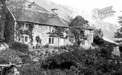 Cottage c.1864, Monsal Dale