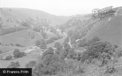 From The Hotel 1954, Monsal Dale