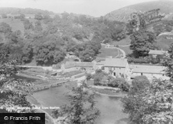 From The Station 1914, Monsal Dale