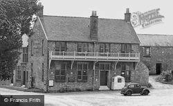 Monsal Head Hotel 1954, Monsal Dale