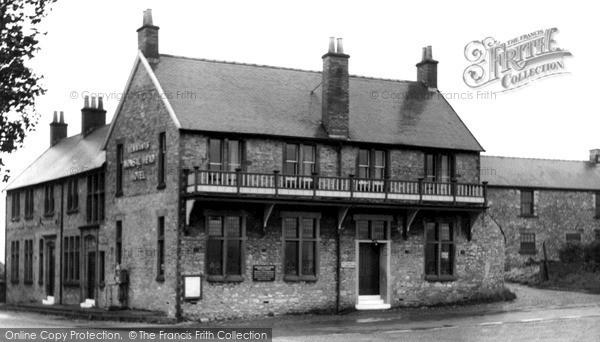 Monsal Dale, Monsal Head Hotel c1955