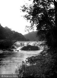 The Falls c.1930, Monsal Dale