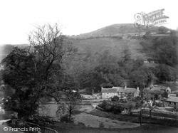Monsal Dale, Upperdale c.1864