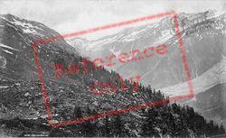 Col De Balme c.1874, Mont Blanc
