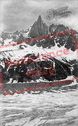 Mer De Glace, Aiguille Du Dru c.1874, Mont Blanc