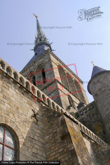 Photo of Mont Saint Michel, Tower 2008